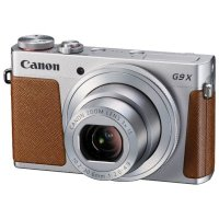 Canon PowerShot G9 X Silver