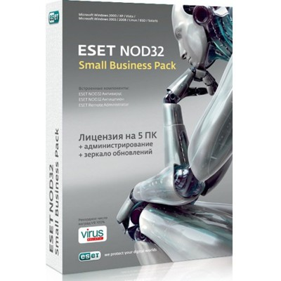 ESET NOD32 NOD32-SBP-NS-BOX-1-5