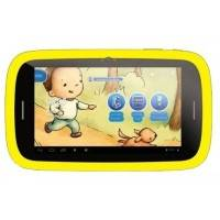 Qumo Kids Tab 2 Yellow-Green