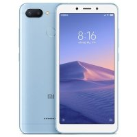 Xiaomi Redmi 6 3-64GB Blue