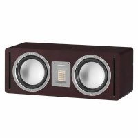 Акустика центрального канала Audiovector QR C Dark Walnut Veneer