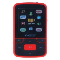 Digma T3 8GB Black-Red