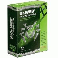 Dr. Web Security Space Pro BHW-B-12M-2-A3