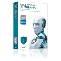 Антивирус ESET NOD32 NOD32-ENA-NS-BOX-2-1