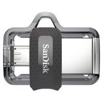 Флешка SanDisk OTG USB Flash Ultra Dual 256GB SDDD3-256G-G46